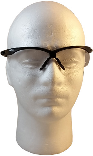 Jackson Nemesis Safety Glasses ~ Front View