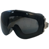 Uvex Stealth Goggle ~ Smoke Lens