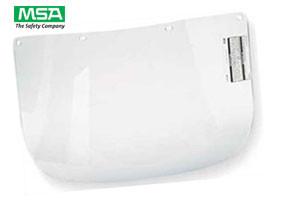 MSA Fog Free Clear Faceshields