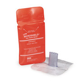 Microshield Face Shield with Tamper Proof Pouch