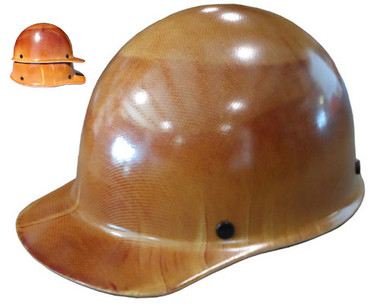 Skullgard Cap style JUMBO Large size with Staz On suspension Natural Tan pic 1
