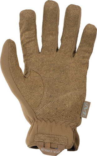 Mechanix Fast Fit Coyote Tan Color Gloves, Part # MFF-72-Palm View