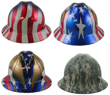 MSA Freedom Series ~ American Flag Collection