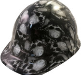 Mr. Creepy Hydro Dipped Hard Hats Cap Style Design