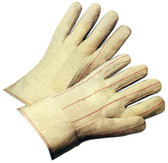Hot Mill Medium Weight Double Palm Gloves Pic 1