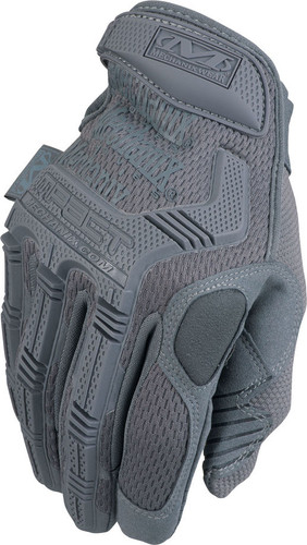 Mechanix M-Pact Wolf Grey Color Gloves, Part # MPT-88 Top