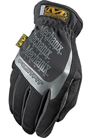 Mechanix Fast Fit Black Gloves, Part # MFF-05 pic 2