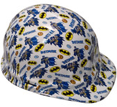 Batman Hydro Dipped Hard Hats Cap Style