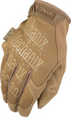 Mechanix Original Coyote Color Gloves, Part # MG-72 pic 2