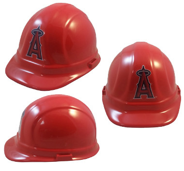 California Angels Hard Hats