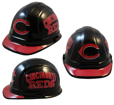 Cincinnati Reds Hard Hats