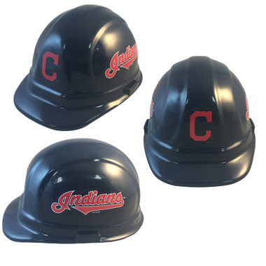 Cleveland Indians Hard Hats