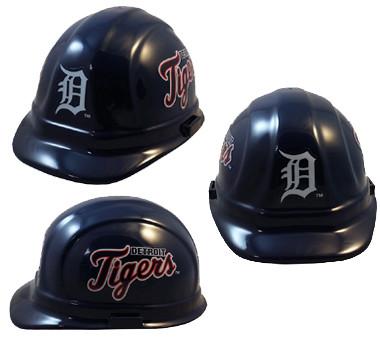 Detroit Tigers Hard Hats