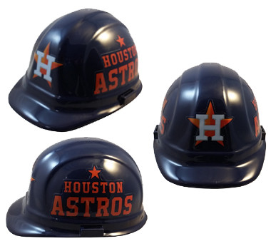 Houston Astros Hard Hats