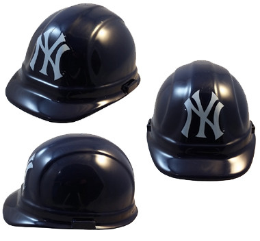 New York Yankees Hard Hats