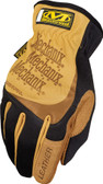 Mechanix DuraHide Leather Fast Fit Gloves ~ Back View