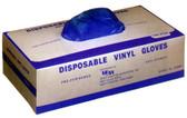 Vinyl Disposable Gloves Powder Free (100 gloves) Pic 1