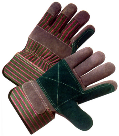Double Palm Work Gloves Pic 1