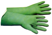 Nitrile Flock Lined 15 Mil Glove 13 inch length Pic 1