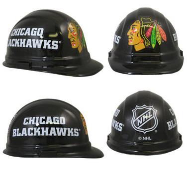 Chicago Blackhawks Hard Hats