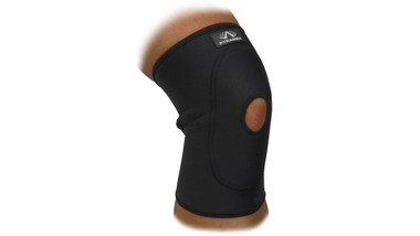 Ambidextrous Knee Sleeve with Open Patella (EACH) (BKS200) Pic 1