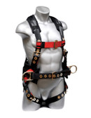 Iron Eagle Harness Large Size - Front View