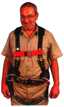 Iron Eagle Harness Small Size - Supplemental View
