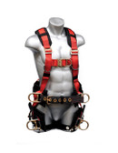 Eagle Tower LX Harness - Front View