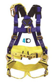Elk River Oil Riggers Harness Kit, 4 D-Rings Pic2