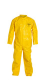 Tyvek QC Coveralls Standard Suit, Serged Seams, with Zipper Front (12 per case) ~ Size XL
