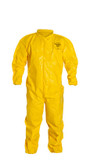 Tyvek QC Coveralls, Sewn and Bound Seams with Elastic Wrists and Ankles (12 per case) ~ Size 2X