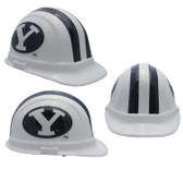 Brigham Young Cougers hard hats