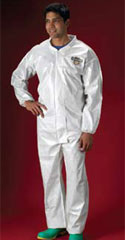 Chemmax 2 Coverall w/ Elastic Wrists, Ankles   pic 2