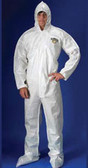 Chemmax 2 Coverall w/ Hood, Boots and Elastic Wrists   pic 2
