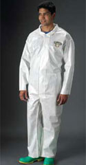 Chemmax 2 Standard Chemical Suit w/ Zipper Front   pic 1