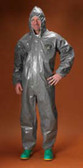 Chemmax 3 Coverall w/ Hood, Elastic Wrists, Ankles   pic 1