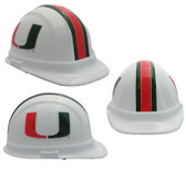 Miami Hurricanes Hard Hats