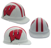 Wisconsin Badgers Hard Hats
