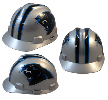 Carolina Panthers Hard Hats