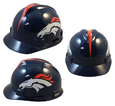 Denver Broncos Hard Hats