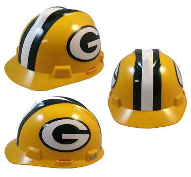 Green Bay Packers Hard Hats