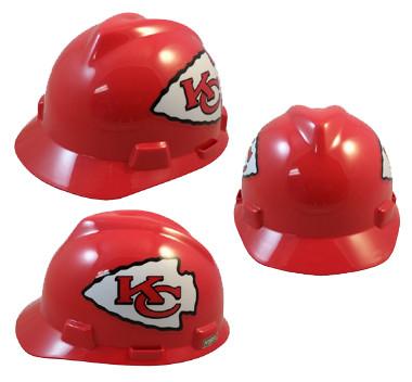 Kansas City Chiefs Hard Hats
