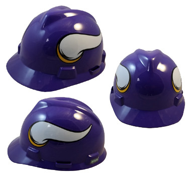 Minnesota Vikings Hard Hats