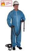 Posiwear FR Flame Resistant Standard Coveralls w/ Zipper  pic 2