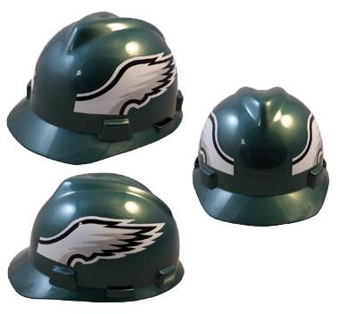 Philadelphia Eagles Hard Hats