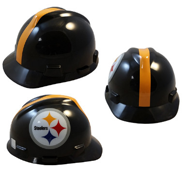 Pittsburgh Steelers Hard Hats