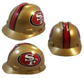 San Francisco 49ers Hard Hats