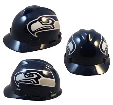 Seattle Seahawks Hard Hats
