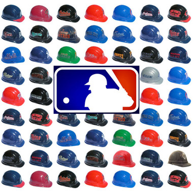 MLB Hard Hats