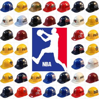 All NBA Hard Hats